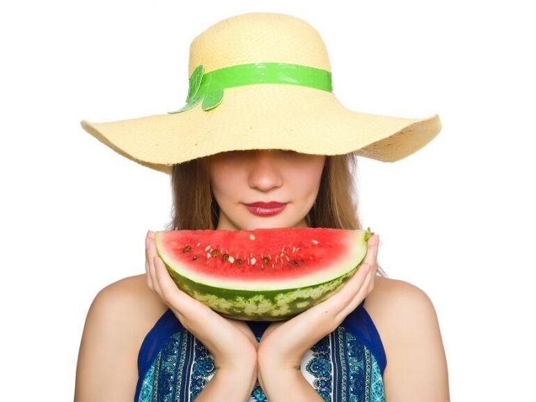 A görögdinnye áldásos egészségügyi hatásai
