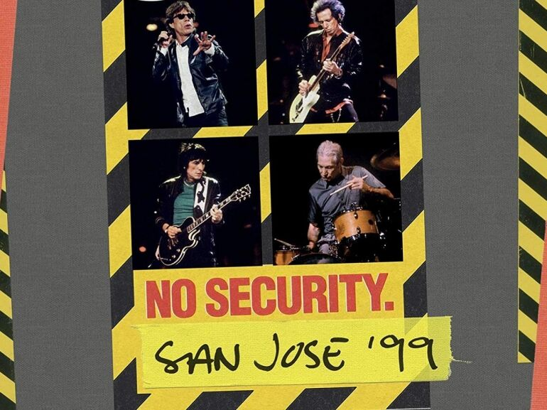 The Rolling Stones: From The Vault: No Security - San Jose 1999 (Live)