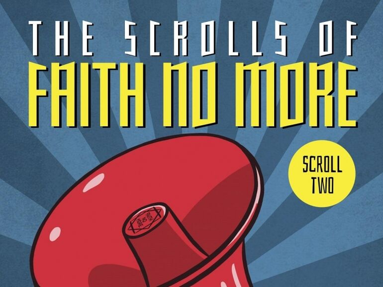 Dudich Ákos: Faith No More comic strip