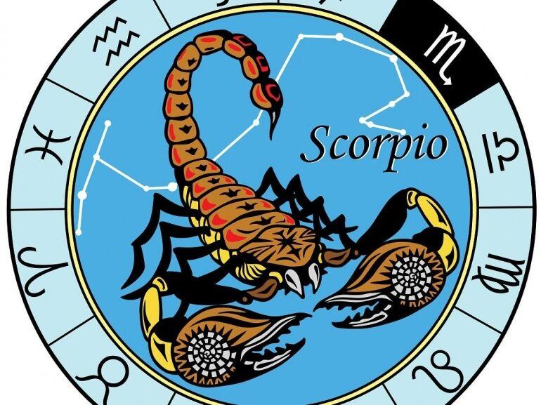 Mindent a Skorpió jegyről