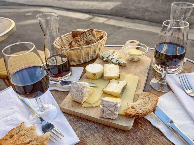 Autentikus borok, organikus ételek