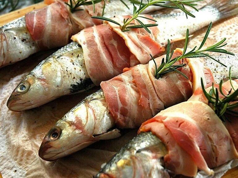 """""""Ha új halas étterembe megyünk, mindig először a halászlét kell megkóstolni"""""""
