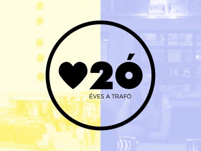 Trafó 20. születésnap
