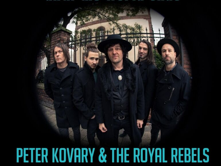 Peter Kovary & the Royal Rebels: Until The World Ends EP