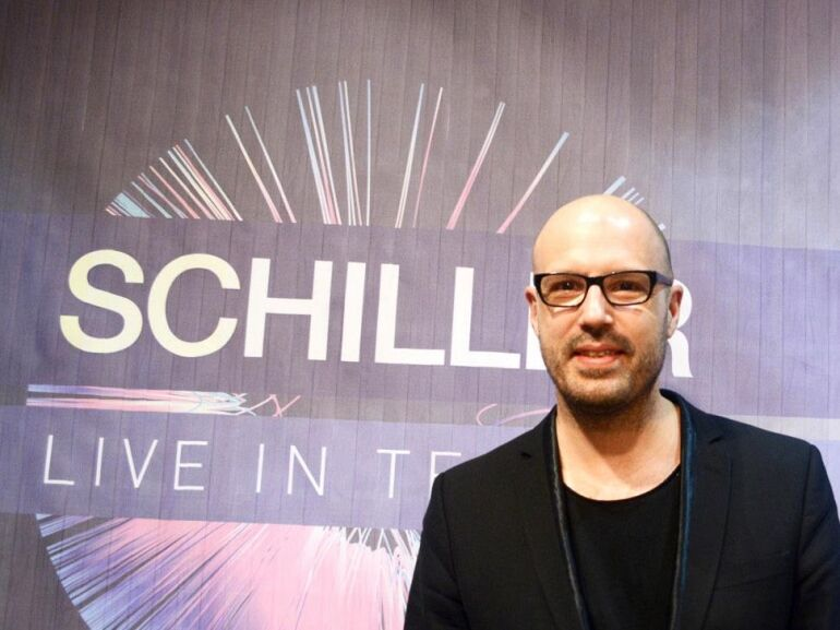 Schiller ezúttal nem komolyzenével érkezik