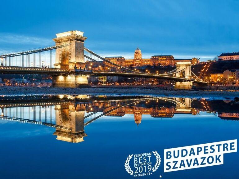 Legyen Budapest a nyerő!