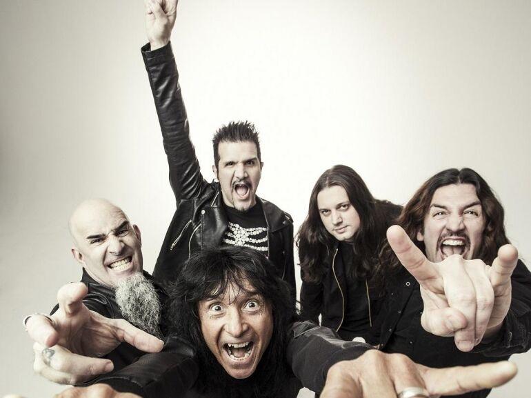 Az Anthrax melegíti be a közönséget a Slayer előtt Budapesten!
