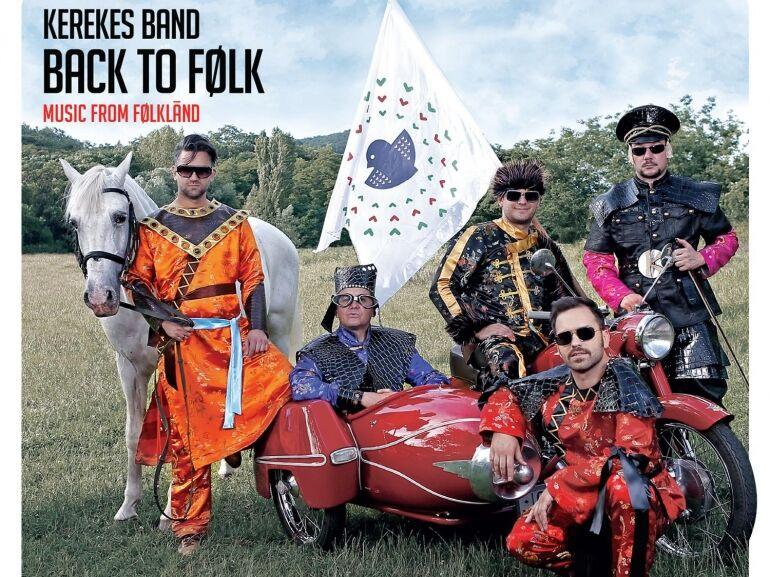 Kerekes Band: Back to Folk /Music from Folkland/ VINYL LP