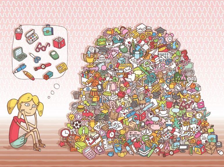 Ha túl sok játéka van a gyereknek