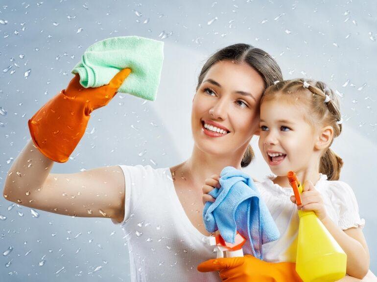Hogyan vonjuk be a gyereket a házimunkába?