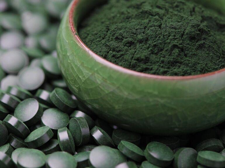 Szuperélelmiszerek: algák