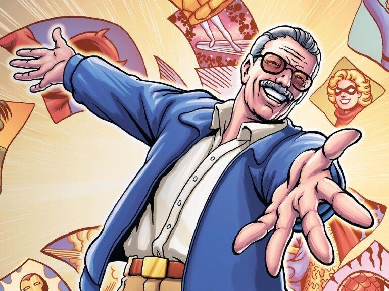 Stan Lee: Fantasztikus életem – A Marvel Comics története