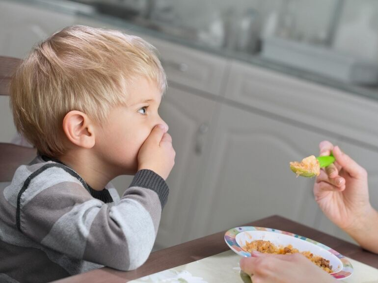 Mit tegyünk, ha válogatós a gyerek?
