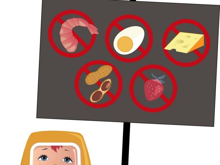 Ételallergia vs. ételintolerancia - Mi a különbség?