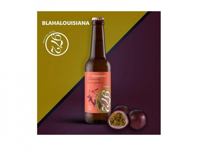 Itt a Blahalouisiana hivatalos söre