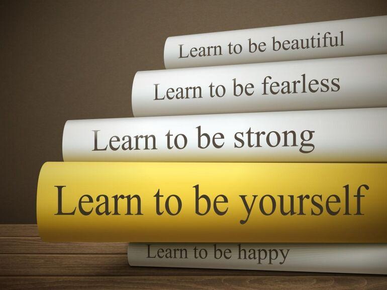 Tanuld meg elfogadni önmagad!