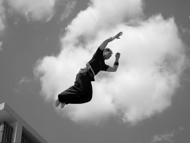 Flying Bodies Fesztivál – ilyen lehet repülni is
