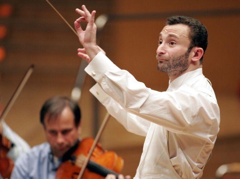 Évadnyitó hangverseny Kirill Petrenkóval