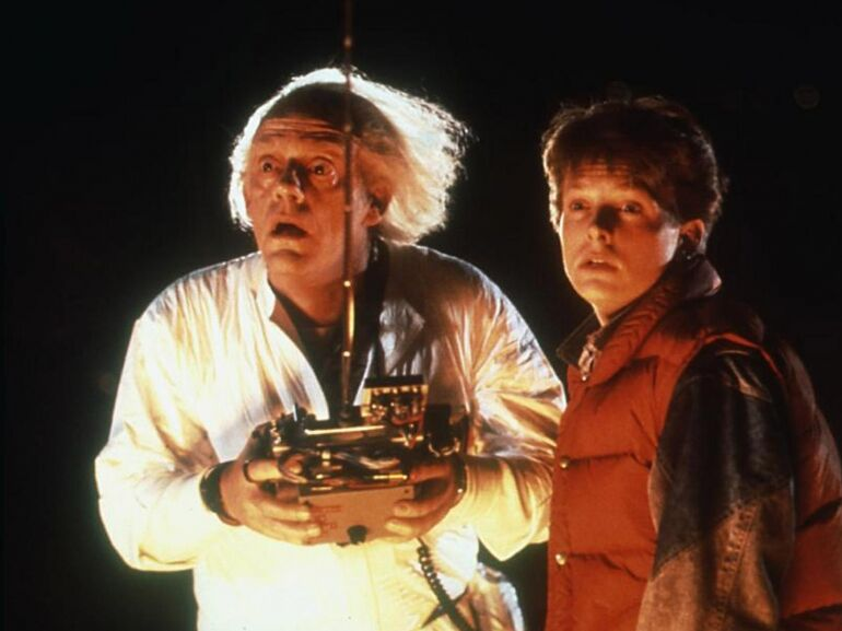 Nyuszi vagy, McFly?