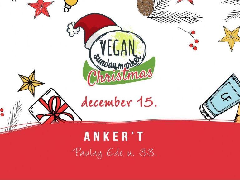 Karácsonyi vegán vásár