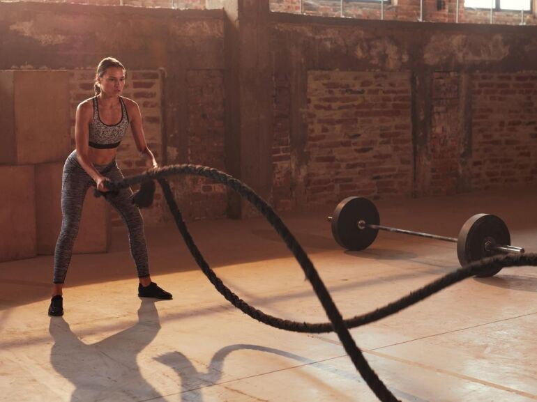 Rope Workout