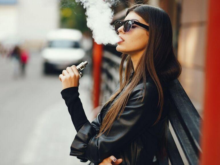 Az e-cigaretta veszélyei