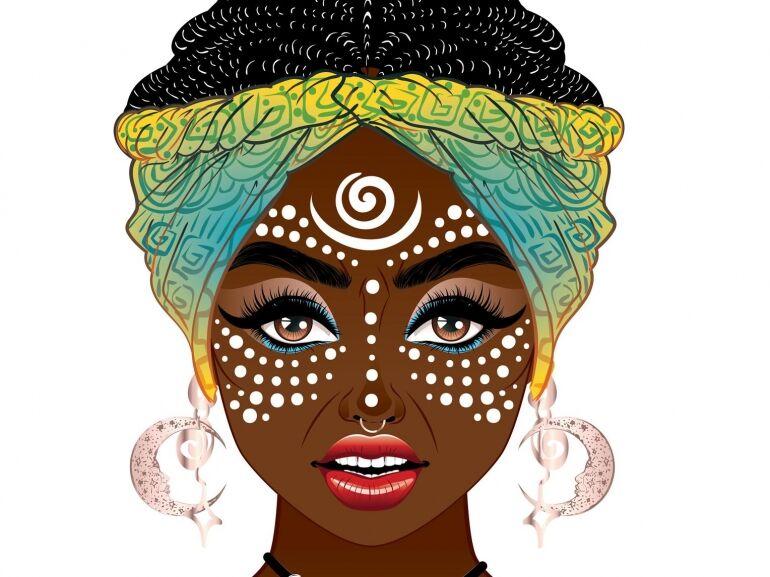 Afrikai asztrológia – Boszorkány