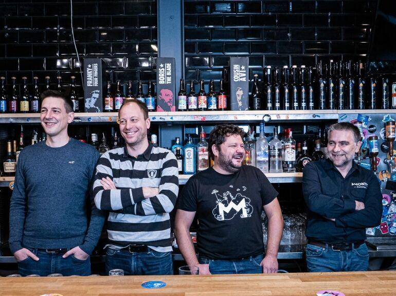 Új üzemet épít idén a MONYO Brewing