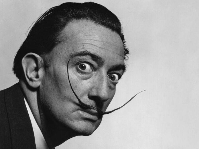 Salvador Dalí: A halhatatlanság nyomában