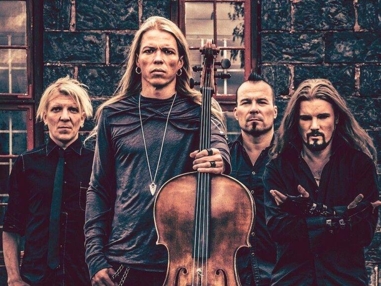 Epica, Apocalyptica: közös turnén érkeznek ősszel
