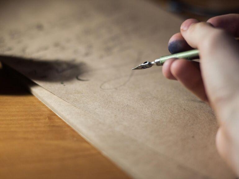 Tanulj újra írni, gyöngybetűkkel