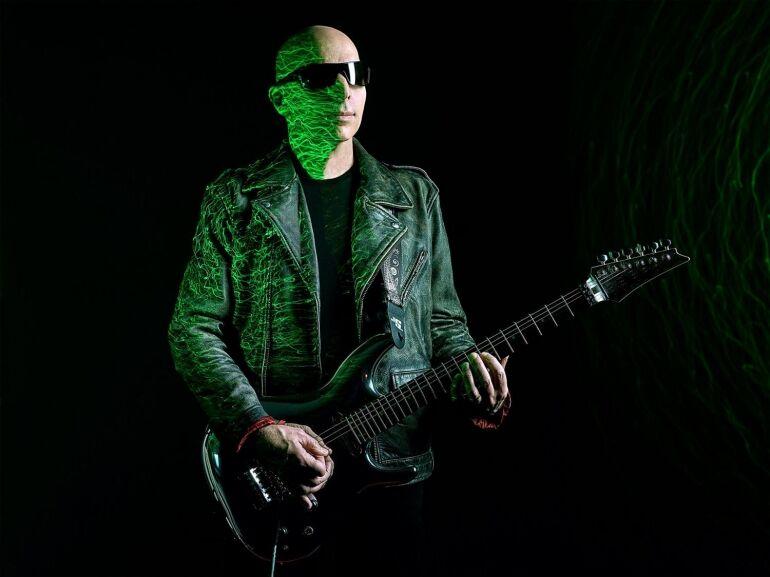 Új időpontban Joe Satriani koncertje