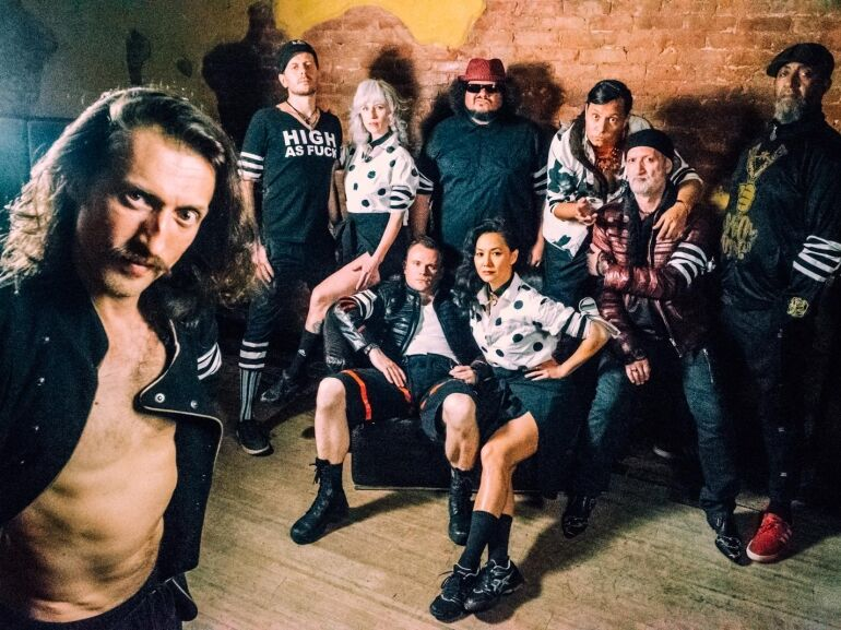 A gypsy-punk királyaival bővül a Park 2021-es felhozatala - júniusban érkezik a Gogol Bordello