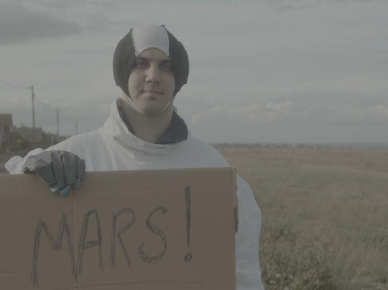 Vannak pillanatok amikor elmenekülnél a Marsra?