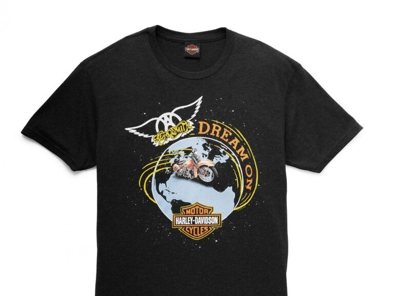 A Harley-Davidson és az Aerosmith: közösen dobnak piacra egy limitált kollekciót