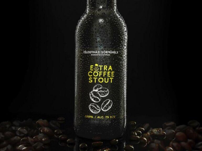 Extra Coffee Stout – A kávés sör