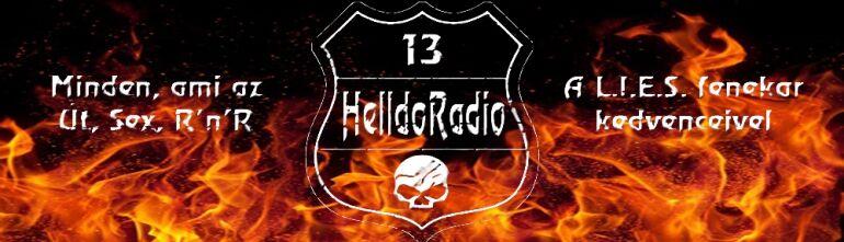 Helldoradio - A L.I.E.S. zeneakar online rádiója