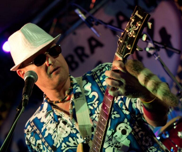 Milagro (Santana Tribute) a Városligeti Sörsátorban