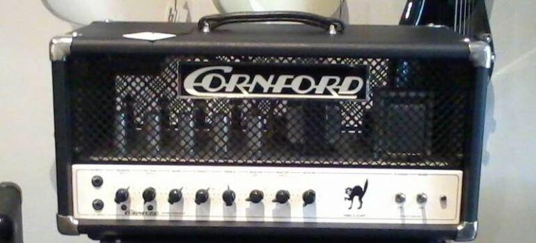 Limitált kiadású Cornford Hellcat erősítőfej a Musicroll kínálatában