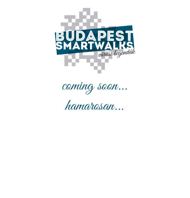 Budapest Smartwalks - Önjáró városi séták QR kóddal