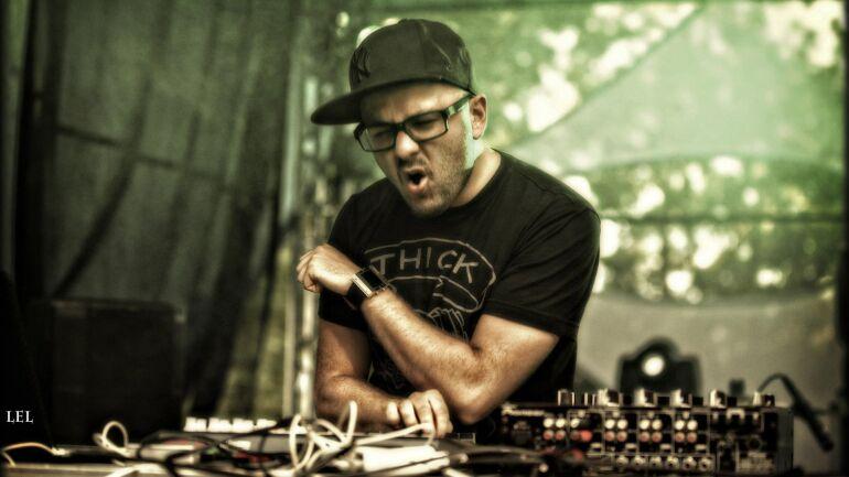 Világhírű dj/producer a Barba Negra Track-ben: Gramatik (USA)