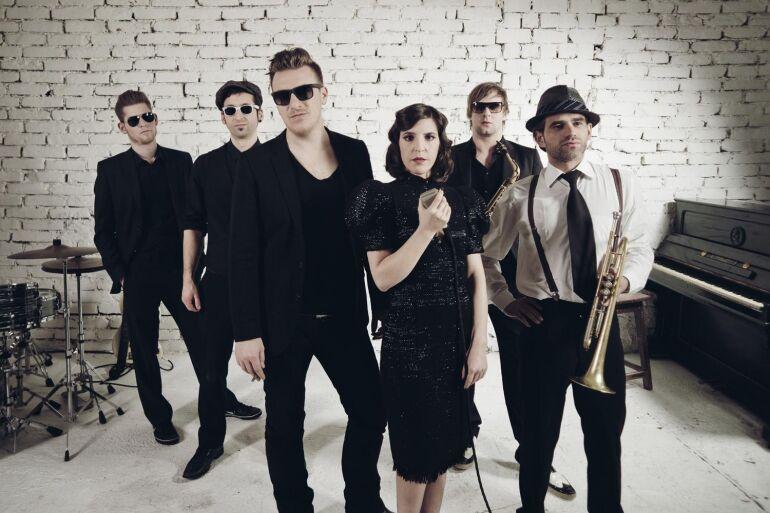 Parov Stelar Band @ Strand Fesztivál
