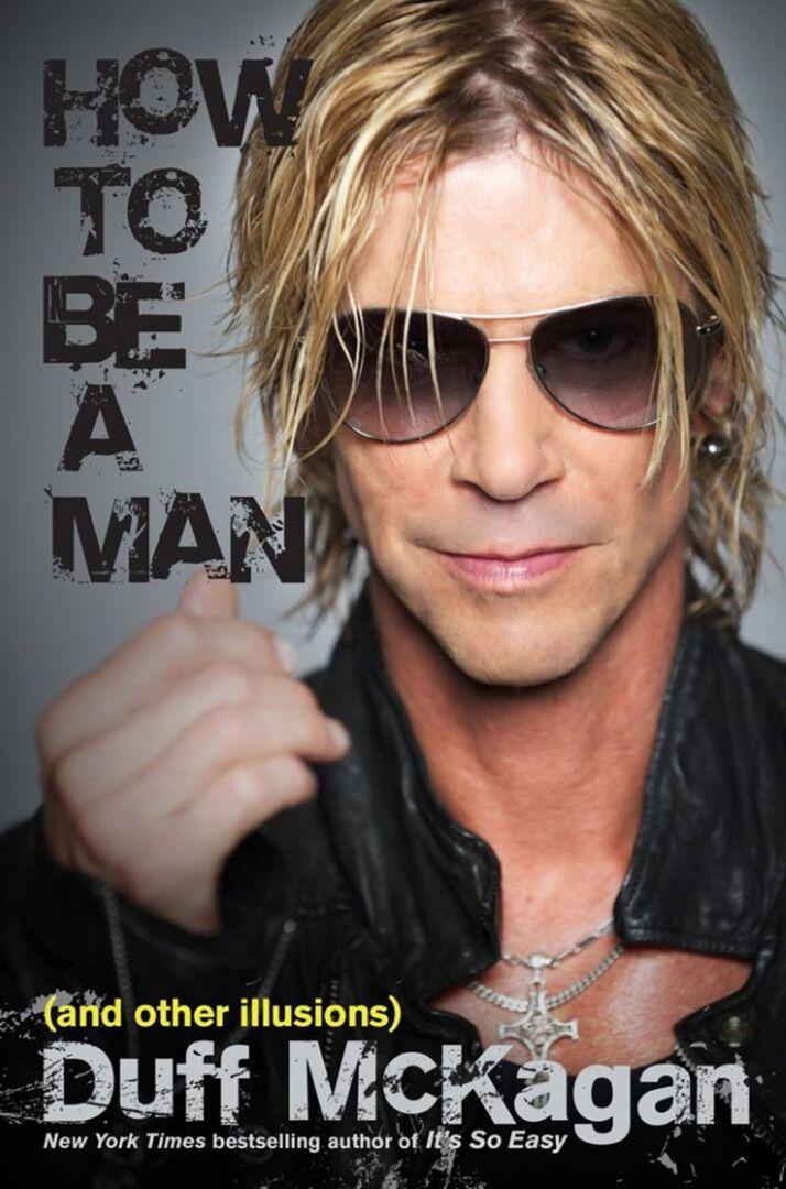 Tavaszra várható Duff McKagan önéletrajzi kötete