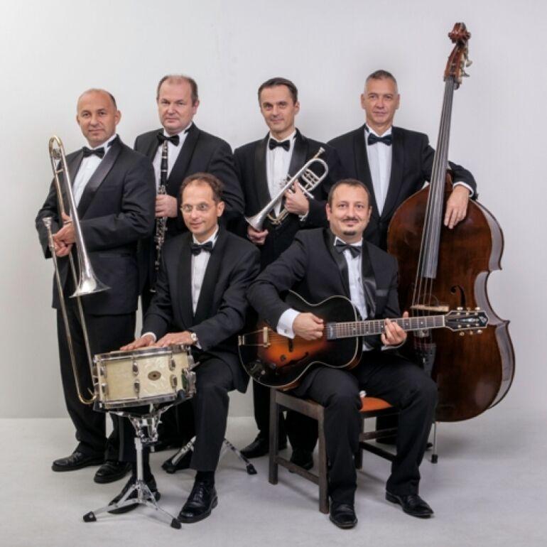 Hot Jazz Band - Az első Kossuth-díjas jazz zenekar