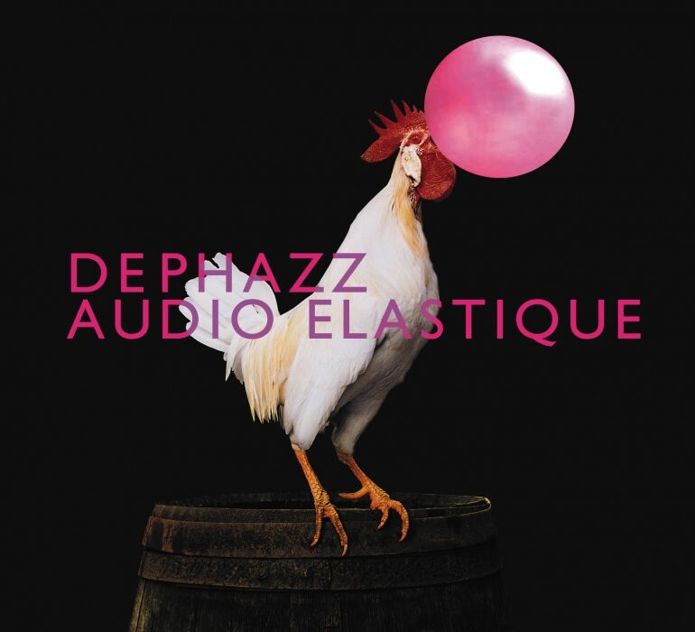 De Phazz : Audio Elastique
