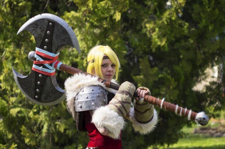 Több mint tízezer cosplay-rajongó gyűlt össze a Hungexpón