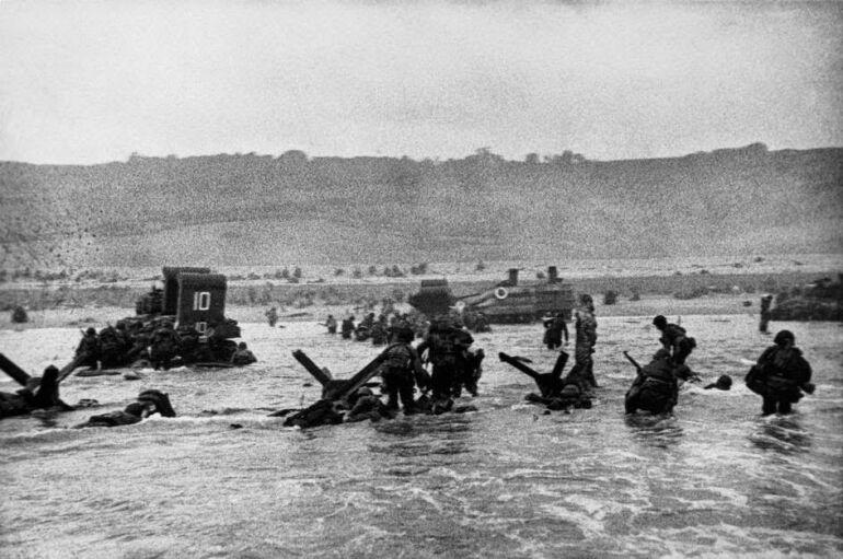 Valahol Franciaországban - 1944 nyara