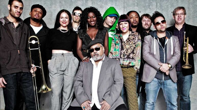 Incognito (UK) - Az acid jazz fundamentuma Siófokon!