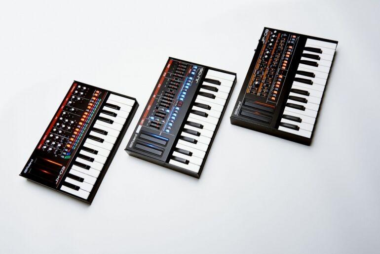 Roland Boutique – a zenészbarát billentyű