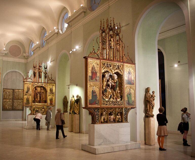 Összművészeti Fesztivál a Nemzeti Galériában